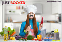Make money cooking from home!