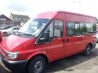 Ford Transit 2003 all rear seats for sale-nice condition