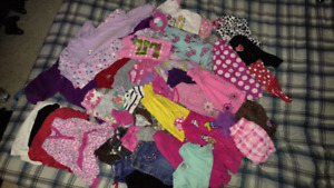 Girl clothes 12-18m to 2T