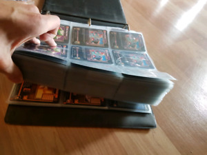 Massive Dragon Ball Z / GT Card Collection