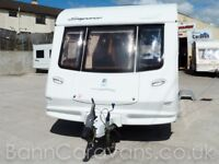 (Ref: 820) Compass Emperor 630 FB 5 Berth **Free Awning**