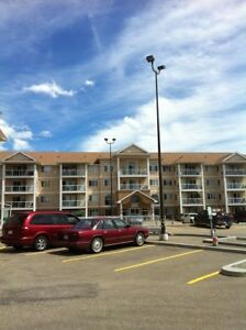 Get $500 off 12th Month 1 BR+Den Condo with AC-Stony Plain