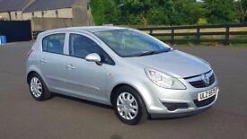**2007 Vauxhall Corsa 1.2 Only 64000 Miles** (CLIO, FIESTA,KA,POLO,IBIZA,UP,)