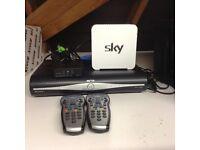 Sky + HD Box etc