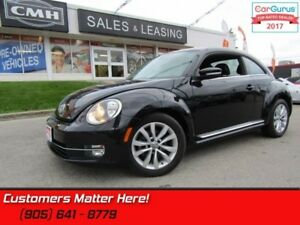 2015 Volkswagen Beetle 1.8 TSI Comfortline  LEATHER, PANORAMIC R