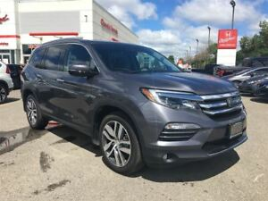 2017 Honda Pilot TOURING | NAV | DVD | SUNROOF | ONLY 2,395KMS |