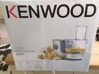 Brand New Kenwood Food Processor FP125 - £20 **Collection from Romford, RM1 **