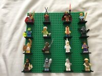 Lego Minifigure Series 13 - Full set - 16 mini figures in total