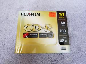 FUJIFILM: CD-Recordable