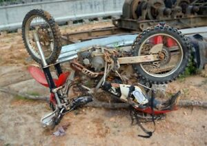 Free unwanted DIRTBIKE / ATV removal