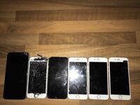 Wanting Broken iPhones