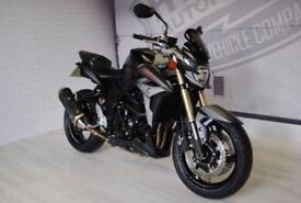 2014 - SUZUKI GSR750 L4, IMMACULATE CONDITION, £5,250 OR FLEXIBLE FINANCE
