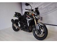2014 - SUZUKI GSR750 L4, IMMACULATE CONDITION, £5,250 OR FLEXIBLE FINANCE
