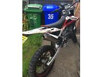 Husky wr125 road leagal 2010 bargain best price takes it