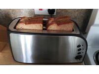 4 Slides Toaster