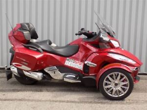 2016 Can-Am Spyder RT Limited -