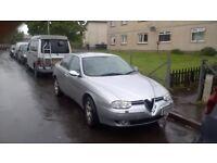 Alfa Romeo 156jts Lusso 4door