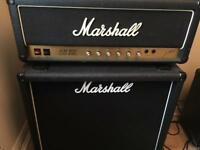 1984 Marshall JCM800 2203 100w Head & 1936 2x12 Cab