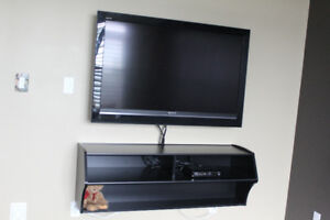 """Tv Console Wall Mounted 50"""""""