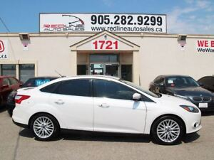 2013 Ford Focus Titanium, Back Up Cam, WE APPROVE ALL CREDIT