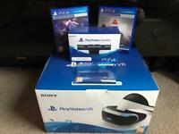 PlayStation VR + Extras