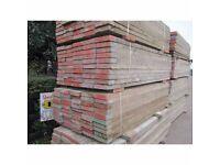 8ft planks for gardening or furniture