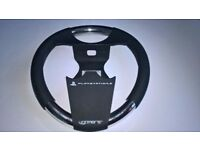 4Gamers Compact Racing Wheel - Playstation 3 Accessory