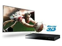 Samsung 3D Smart Blu-ray Player with Built-in Wi-Fi