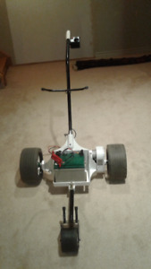 Powacaddy electric golf caddy cart   new price