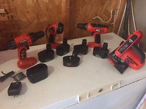Black & Decker Tools