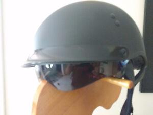 Motorcycle Half Helmet - size XXL - BRAND NEW