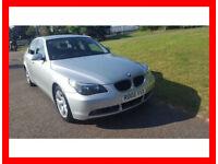 2006 BMW 5 SERIES 2.0 520d SE 4dr --- Diesel --- Manual --- Part Exchange Welcome --- Drives Good