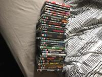 Assorted DVDs 5 for £10