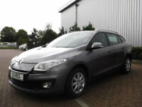 Renault Megane 1.5 DCi Expression Estate Left Hand Drive(LHD)