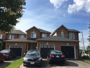 S.W. Barrie, amazing 2 bedroom, with walk out basement