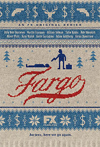 **Fargo---Season 1 AND Season 2....10 shows for each season.....