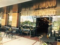 Waiting staff needed (full/part time)