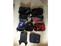 Kit Bags, Holdalls, Rucksacks