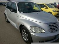 CHRYSLER PT CRUISER 2.2 CRD DIESEL 55 REG CHROME ALLOYS LEATHER