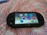 PS Vita slim WiFi pch-2003 with 3 games
