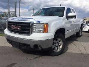 2007 GMC Sierra 1500 SLT /  Z71  / 4X4 / LEATHER / MINT COND /