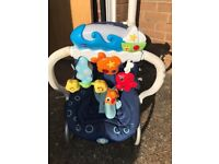 Chicco sea sounds bouncer