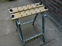 Compact Vice Workbench for sale