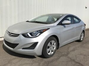 2016 Hyundai Elantra L 6 SPEED MANUAL EDITION WITH VERY LOW K...