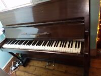 Piano, Free to Collector