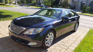 2007 Lexus LS Sedan in Mint Condition for Sale - Must See