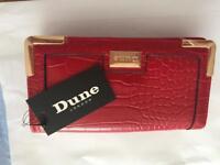 Beautiful red dune purse