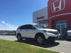 2014 Honda CR-V LX ONE OWNER ! LOCAL TRADE !