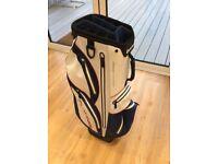 Taylormade Catalina Waterproof cart golf bag, new condition