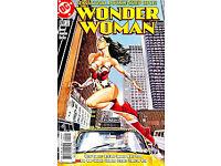 Wonder woman Steve Trevor (2017) # 1, Wonder Woman (2004) #200 & Wonder Woman (2017 Titan UK) #1
